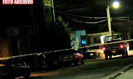 ¡Dos sujetos balearon un domicilio en Jerez, Zacatecas!