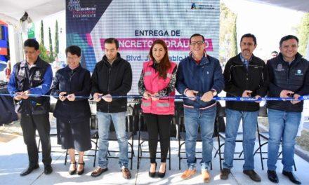 ¡Continúa Municipio transformando a Aguascalientes con obras de calidad!