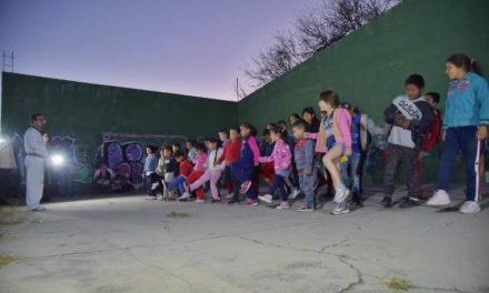 ¡Continúa la rehabilitación de espacios públicos en Jesús María!