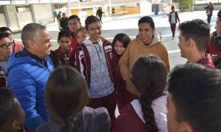 ¡Coordina el DIF de Jesús María acciones para la formación de jóvenes responsables y felices!