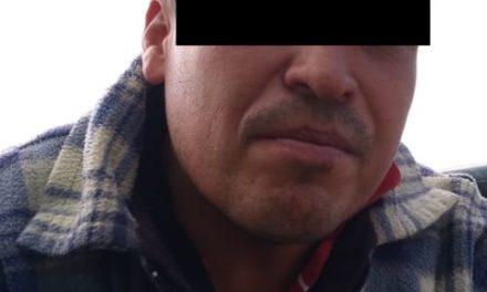 ¡Detuvieron a sujeto que violó a su ex esposa en Aguascalientes!