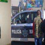 ¡Policías municipales de Aguascalientes detuvieron a 2 zacatecanos por secuestro exprés de 2 laguenses!