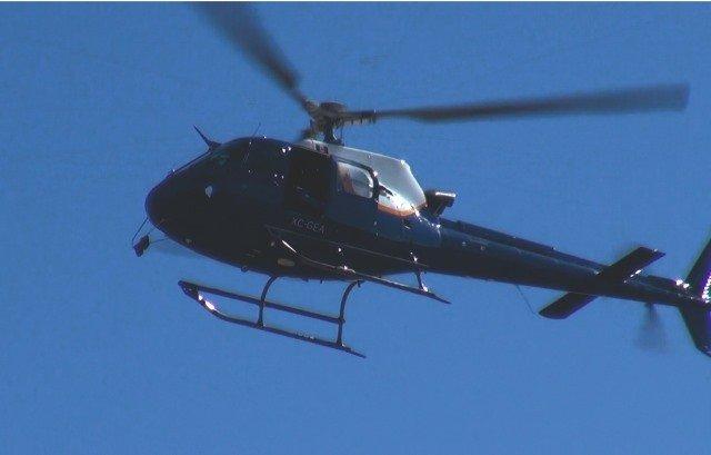 ¡Tras operativo por tierra y aire fueron capturados dos ladrones en Aguascalientes!