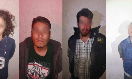 ¡Zafarrancho en Aguascalientes dejó 3 policías municipales lesionados y 5 detenidos!