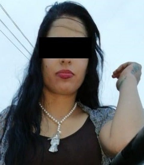 """¡Detuvieron a la traficante de drogas """"La Chío"""" con 150 dosis de """"crystal"""" en Aguascalientes!"""