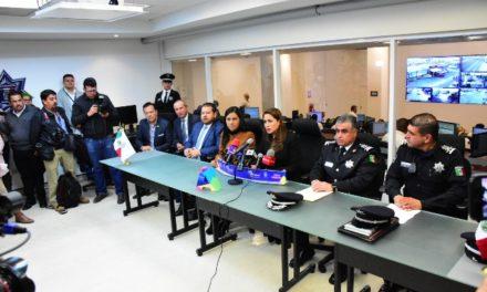 ¡Aguascalientes hace historia: Tere Jiménez pone en marcha sistema de videovigilancia de vanguardia internacional!