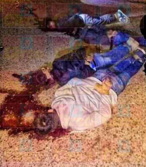 ¡Sangriento inicio del 2019 en Fresnillo: ejecutaron a 4 hombres!