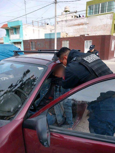 ¡Frustran policías intento de auto privación de la vida en Jesús María!