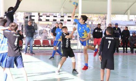 ¡Aguascalientes sobresale en los encuentros amistosos de handball!