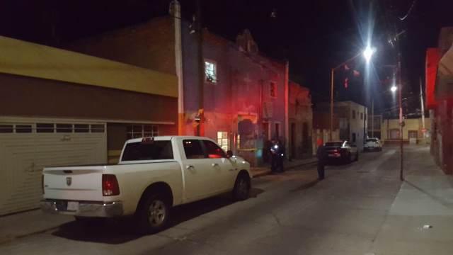 ¡Intentaron asesinar a balazos a una sexagenaria en el Barrio de la Purísima en Aguascalientes!