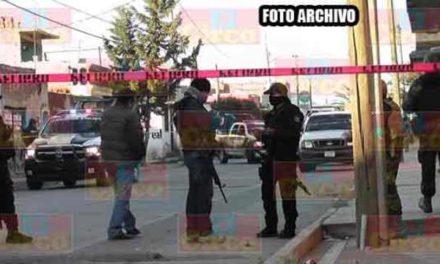 ¡Vendedor de drogas fue ejecutado a balazos en Cañitas de Felipe Pescador!