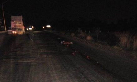 ¡Hombre murió atropellado y destrozado por varios vehículos en Aguascalientes!