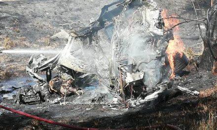 ¡Calcinado murió un joven tras espantoso accidente en Aguascalientes!