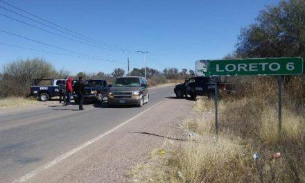 ¡Persecución de delincuentes en Zacatecas provoca blindaje en Aguascalientes!