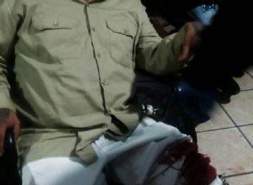 ¡Integrantes del CJNG balearon a un joven en una pierna en Aguascalientes!