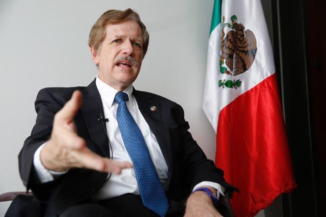 ¡Nombran a Romero Hicks delegado en Aguascalientes para elecciones 2019!