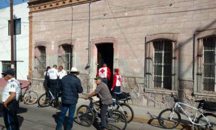 ¡Hombre de la tercera edad se quitó la vida de un balazo en la cabeza en Aguascalientes!