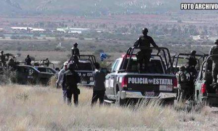 ¡Emboscaron y balearon a policías municipales de Genaro Codina, Zacatecas!
