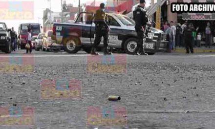 ¡Sicario ejecutó a un hombre en una tienda de abarrotes en Nieves, Zacatecas!
