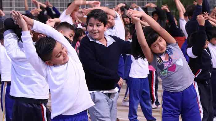 ¡IDEA promueve cultura de activación física en instituciones educativas!