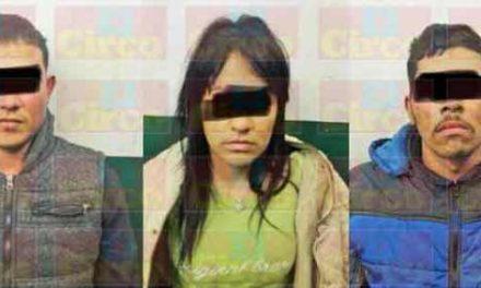 ¡Detuvieron a 3 ladrones de motocicletas y vendedores de drogas en Lagos de Moreno!