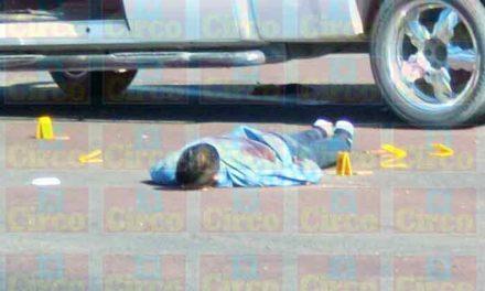 GALERIA/¡Cae abatido delincuente zacatecano luego de asaltar una gasolinera en Aguascalientes!