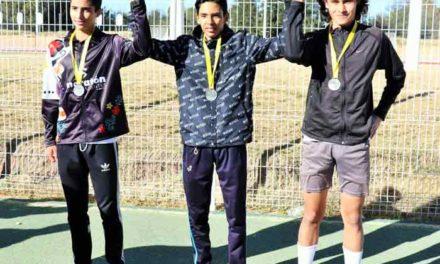 ¡Luis Elián Cornejo clasifica al Campeonato NACAC de Campo Traviesa!