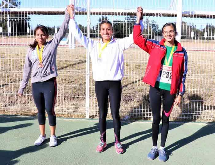 ¡Atletas aguascalentenses competirán en Campeonato Nacional de Campo Traviesa 2019!