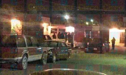 ¡Ejecutaron a 2 hombres en Fresnillo al viajar en una camioneta!