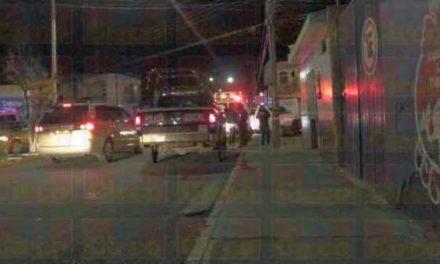 ¡Ejecutaron a 2 hombres dentro de una casa en la Zona Centro de Fresnillo!