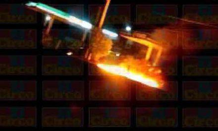 ¡Sujeto incendió una gasolinera en Encarnación de Díaz y fue detenido!