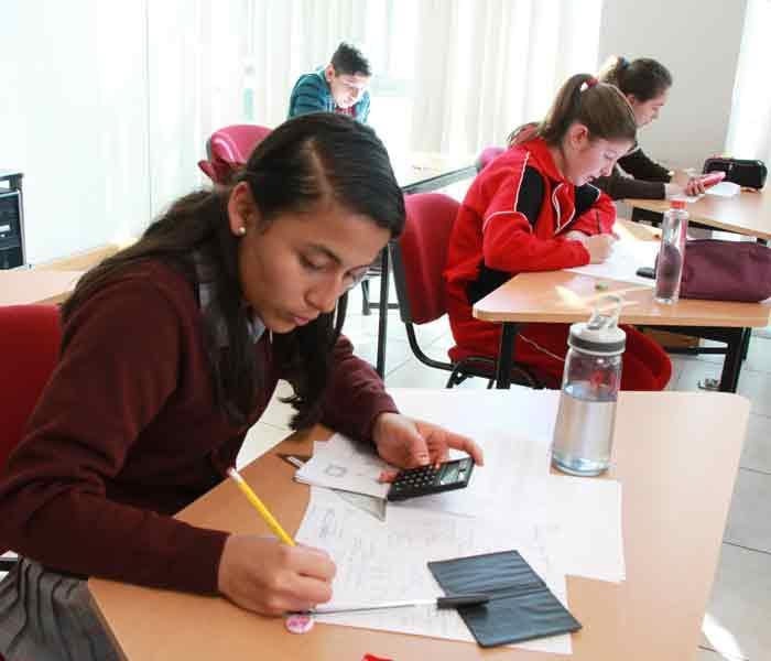 ¡Convoca IEA a alumnos de primaria y secundaria a participar en Olimpiada Nacional de Matemáticas!