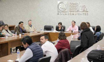 ¡Comisión Permanente del PAN determina la paridad de género para el proceso electoral 2018-2019!