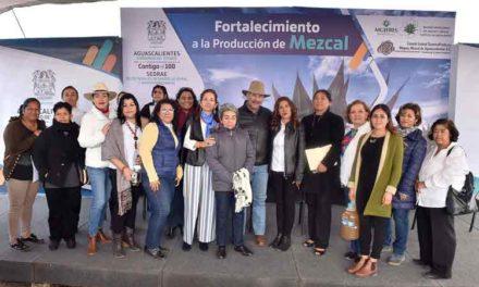 ¡Llaman empresarias a defender la denominación de origen del mezcal para Aguascalientes!