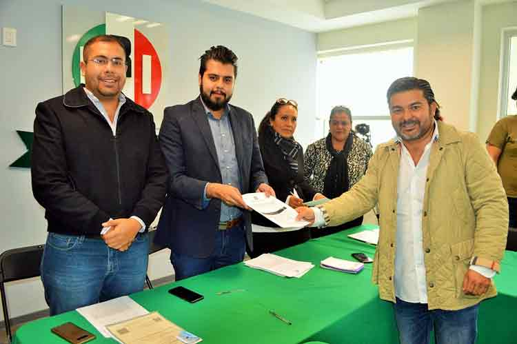 ¡Tagosam Salazar va por la candidatura a la Presidencia Municipal de Aguascalientes del PRI!