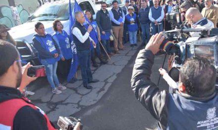 ¡Concluyó la rehabilitación de la avenida Margaritas en Jesús María!