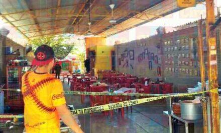 """¡Asesinan a """"El Rojo"""" y a una mujer en la birriería """"Los Dorados"""" en Lagos de Moreno!"""
