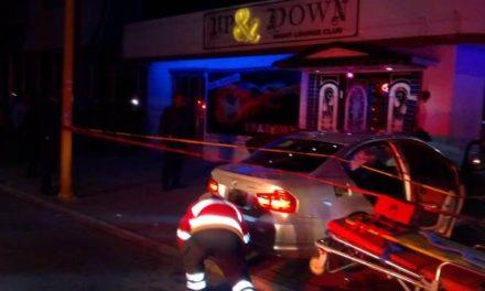 ¡Carreritas mortales en Aguascalientes: BMW mató a una mujer e hirió a dos hombres!