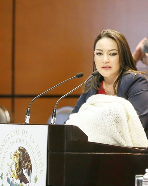 ¡Presenta Martha Márquez iniciativa para que delitos por corrupción no prescriban!