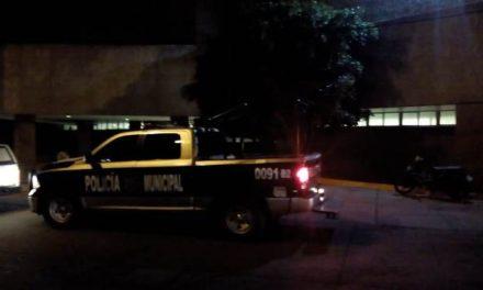 ¡Hombre fue asesinado de un balazo en el cuello en Aguascalientes!