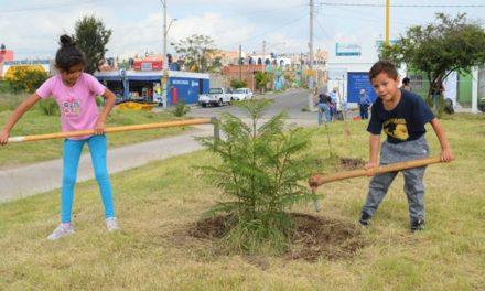 ¡Promueve Ayuntamiento de Aguascalientes cultura amigable con el medio ambiente!