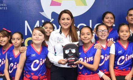 ¡Tere Jiménez impulsa el talento deportivo y juvenil!
