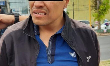 """¡Policías estatales de Aguascalientes detuvieron a vendedor de droga con un kilo de """"crystal""""!"""