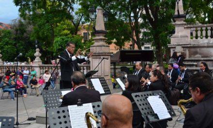 ¡Ayuntamiento invita a los conciertos de la Banda Sinfónica Municipal!
