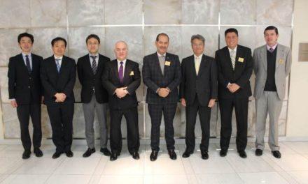 ¡Explora Gobierno Estatal oportunidades de diversificación productiva con Toyota Tsusho!