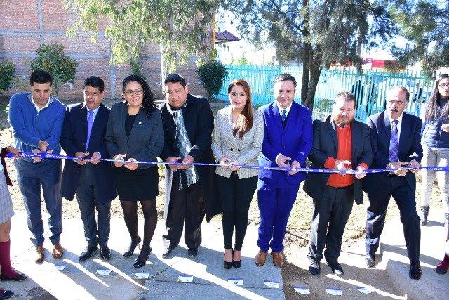 ¡Tere Jiménez promueve el cuidado del agua entre la comunidad escolar!