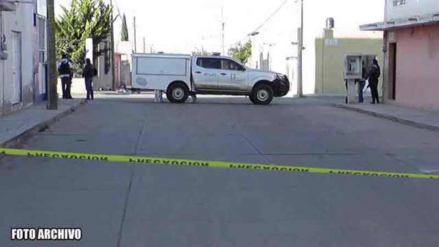 ¡Hallaron a 3 hombres ejecutados en las colonias El Orito y Estrellas de Oro en Zacatecas!