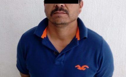 ¡Homicida zacatecano buscado en Guerrero fue detenido en Aguascalientes!