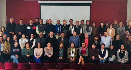 ¡Participan docentes de Normales de Aguascalientes en habilitación para el segundo semestre!