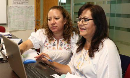 ¡Fomenta IEA actualización docente en escuelas normales a través de plataforma digital!